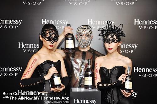 My Hennessy App