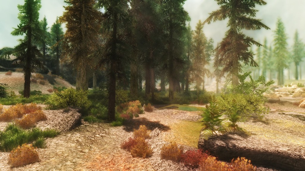 Panorama | Auriel ENB 199 + Kyo's Advanced Bloom + SweetFX B… | Flickr