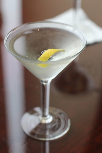 Top of the Mark Martini