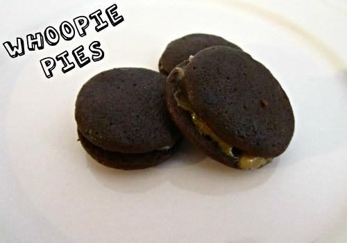 recepta whoopie pies