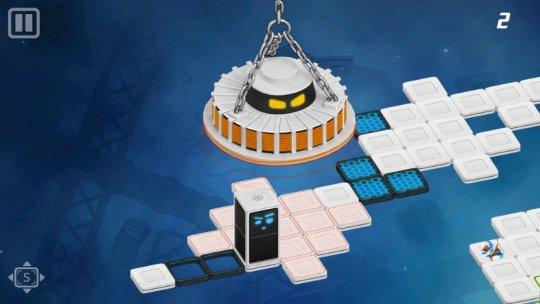 juego brain cube movil