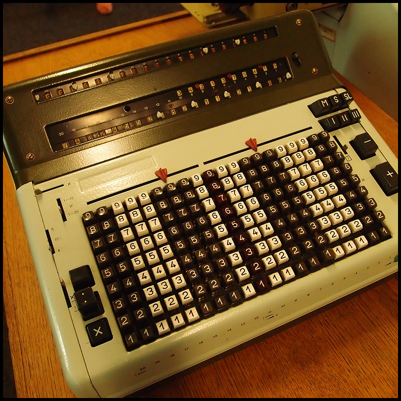 adding machine sm