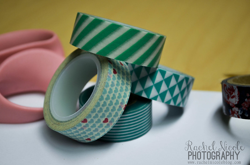 DIY Washi Tape Jar
