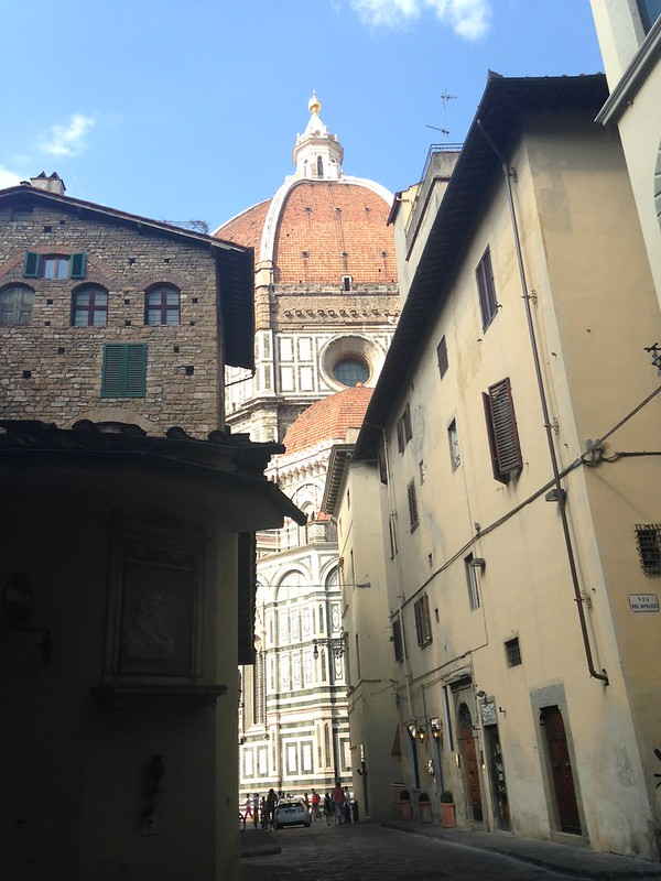 the dome in florence)