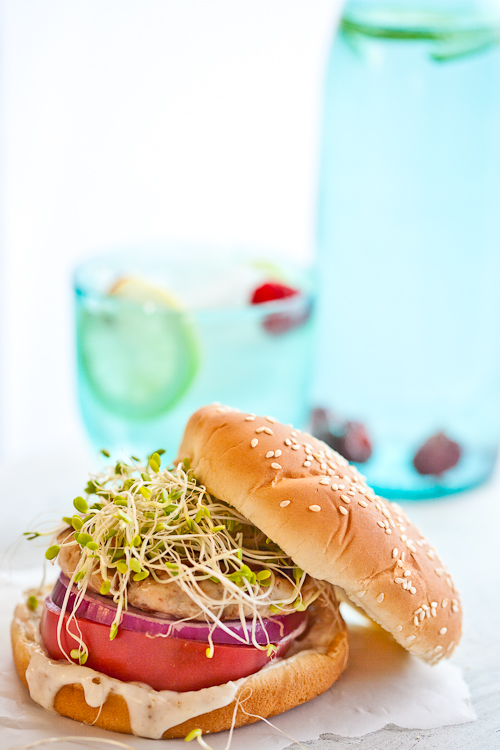 Turkey Burger 2