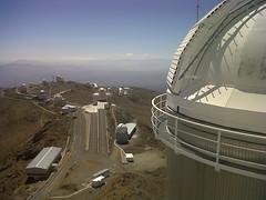 Observatorio de la Silla, Chile