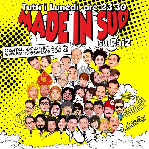 Made in Sud tutti i Lunedi by Giuseppe Lombardi
