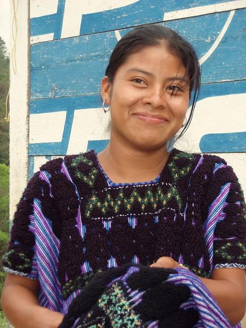 Young Woman Joven En Chalchihit 225 N Entre Chenalh 243 Y