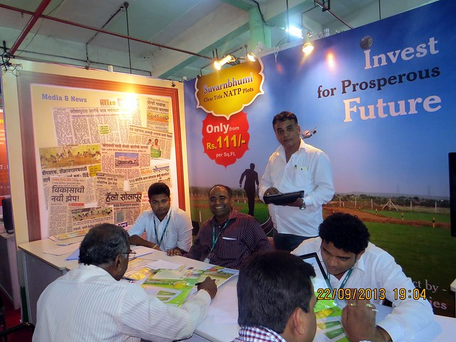 www.bhumiproperties.biz - Agrowon Green Home Expo 2013 Season 3 - Exhibition of Weekend Homes, 2nd Homes, Farm House Plots, N A Plots & Bungalow Plots  - 21st & 22nd September 2013