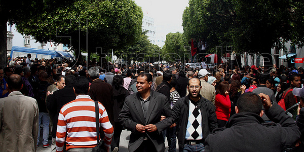 Tunisia Starts First Post-Revolution Census