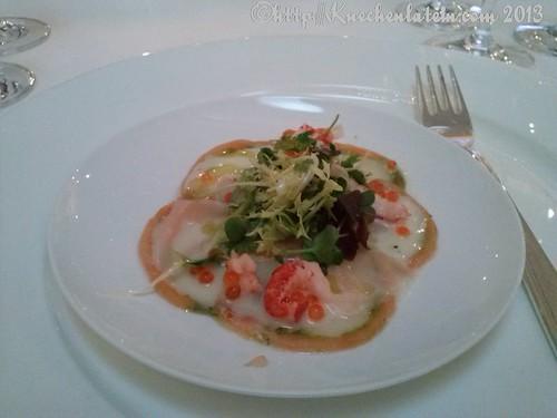 ©2013 Linie Förderpreis  - Gruß aus der Küche