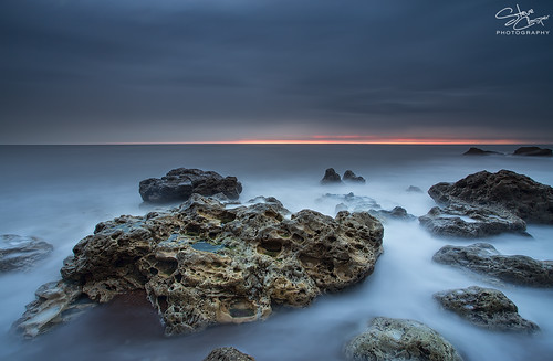uk longexposure seascape sunrise coast rocks north coastal nd filters northern seaham kood chemicalbeach steveclasper