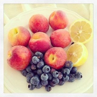 Instagram fruit pic