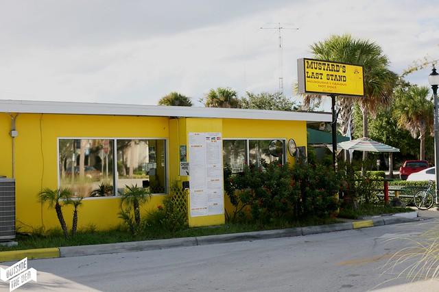Mustard's Last Stand / OutsideTheDen.com / Melbourne Florida