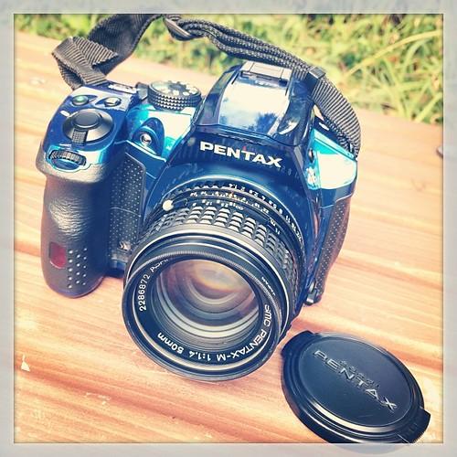 PENTAX K-30 & PENTAX-M 50mm F1.4 #instagram
