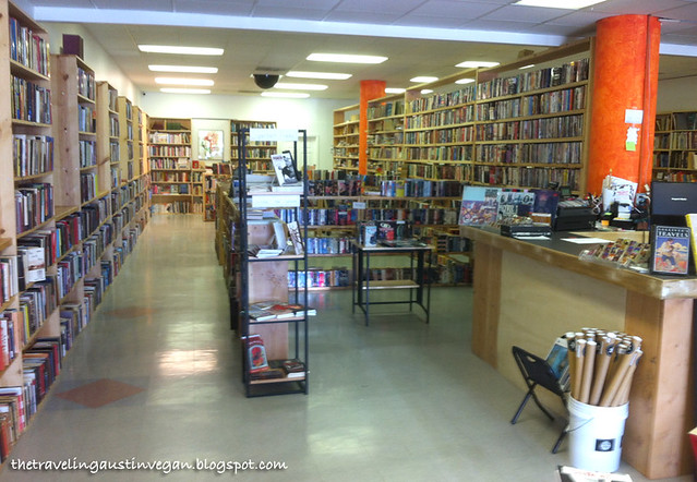 Prospero's Uptown Books, Kansas City, MO