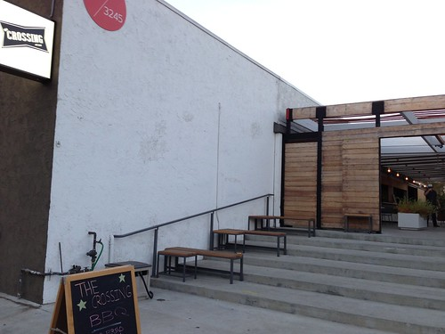Franklin Avenue: Restaurant News: Atwater Crossing Back Open