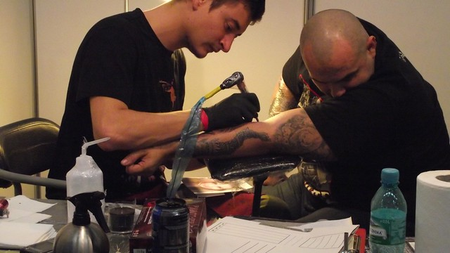 International Tatto0 Convention Bucharest 2013