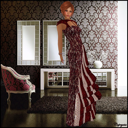 Helena Gown By ZANZE by ♥Caprycia♥
