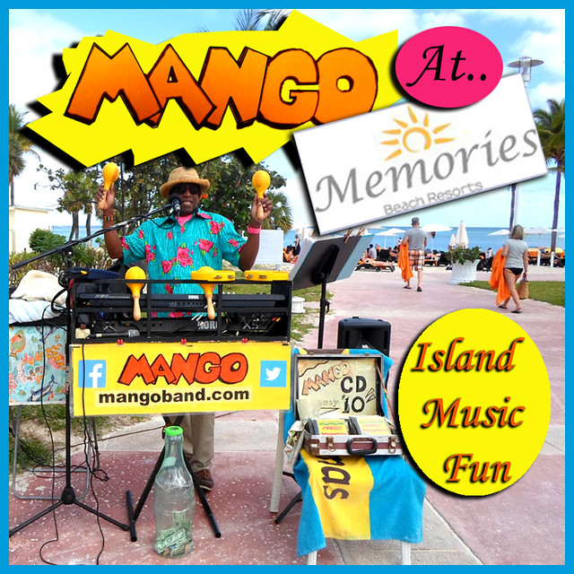 MangoBand At Memories Grand Bahama Beach Resort