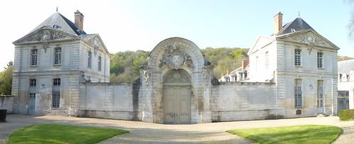 222 Abbaye de Saint-Wandrille