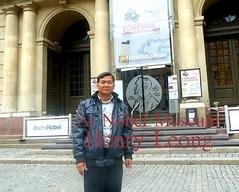 At Nobel Museum Stockholm
