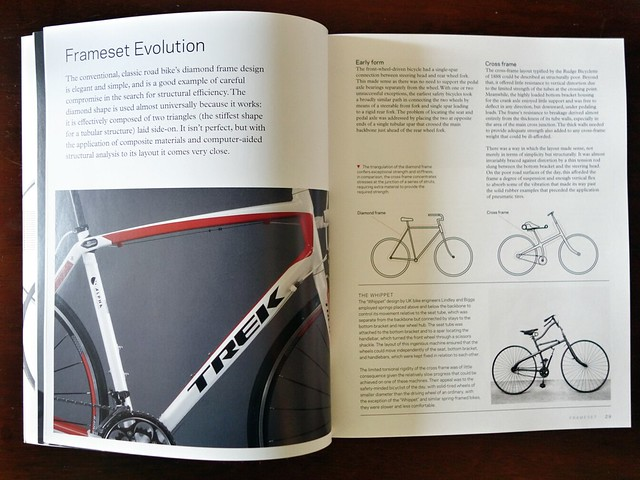 The Bike Deconstructed by Richard Hallett