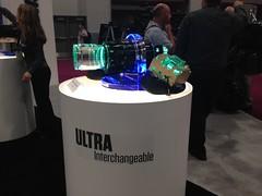 ULTRA Cylinder Display