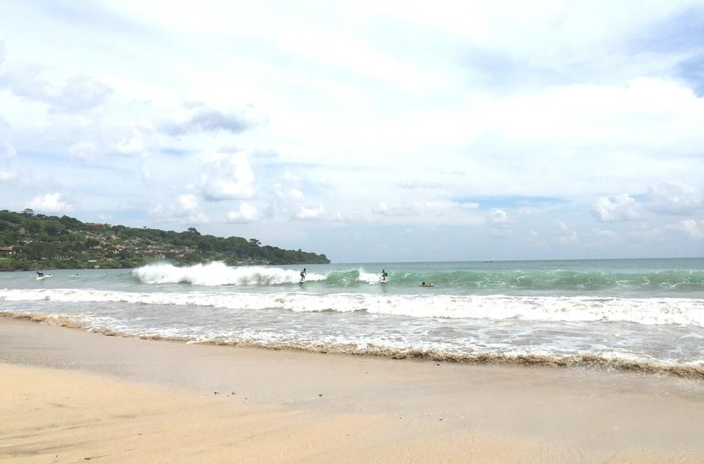 White Sand Beach House - jimbaran beach Bali-001