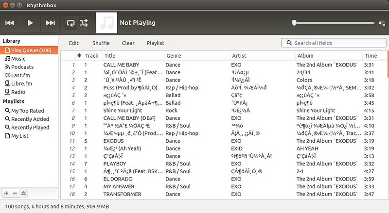 How to convert MP3 ID3 tag encodings on Linux - Ask Xmodulo