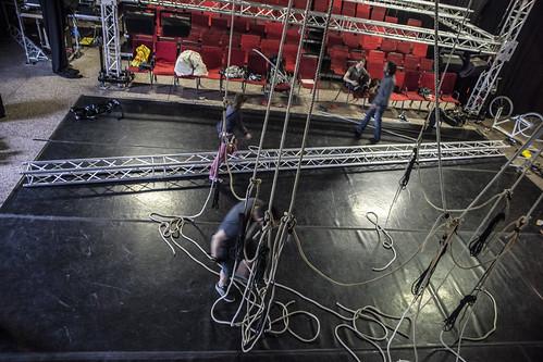 Sirkus Aikamoinen se připravuje na pátek