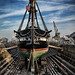 USS Constitution by Silverio Photography