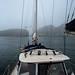 Misty anchorage......