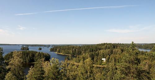 summer finland landscape woods tamron savitaipale 1750mm