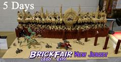 Five Days to BrickFair New Jersey