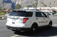 Beaumont CA Police - Ford Police Interceptor Utility (41)