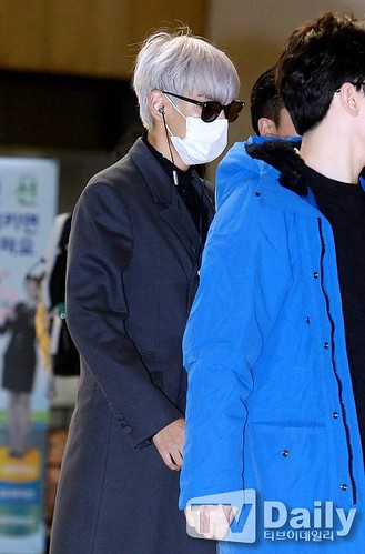 TOP Departure Seoul to Tokyo 2016-11-03 (24)