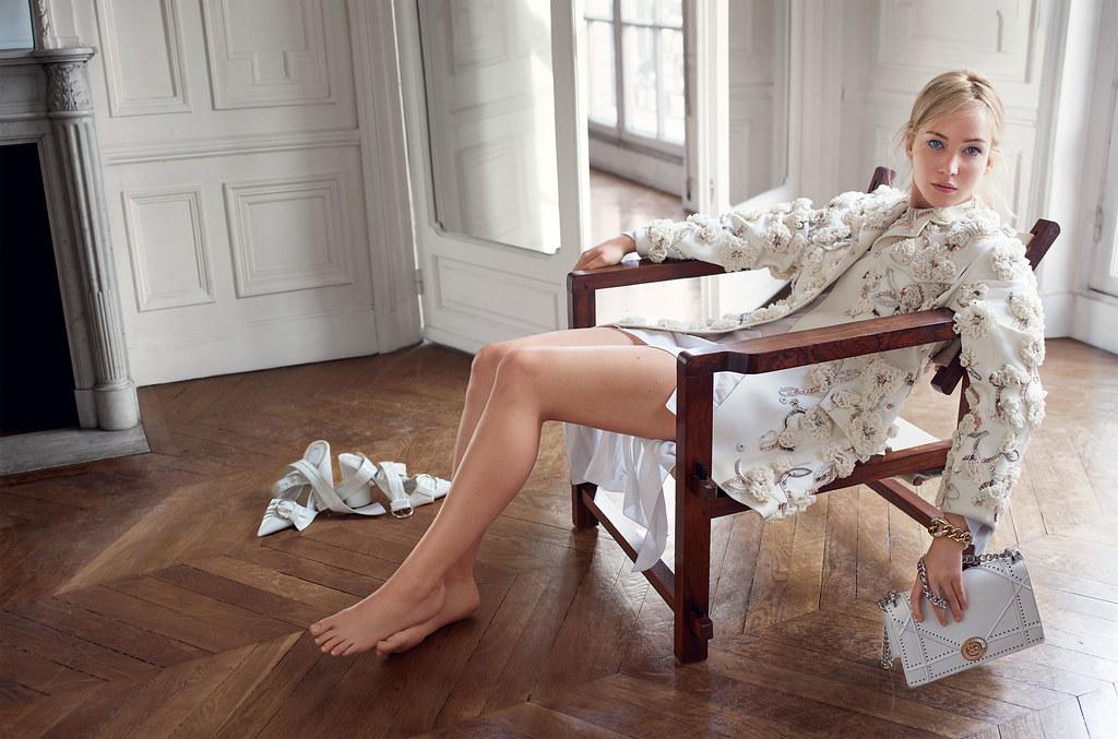 Дженнифер Лоуренс — Фотосессия для «Dior» 2016 – 6