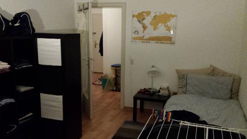 Mosconi, Federico; Mannheim, Germany - 3 Finding a Place to Live (Part 2)