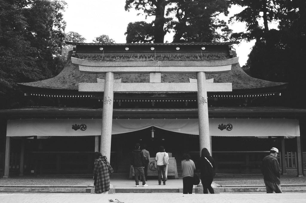 Kashima jinja shrine