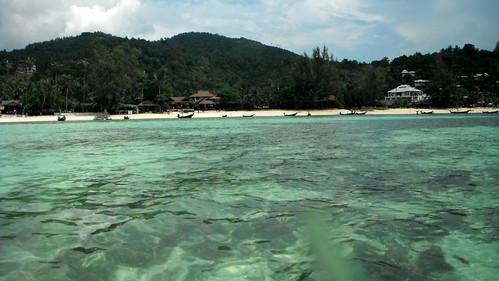 Koh Phangan Salad Beach パンガン島サラダビーチ (2)
