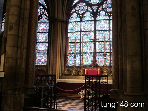 มหาวิหารน็อทร์-ดามแห่งปารีส Notre Dame Cathedral