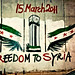Freedom To Syria.. by Sara's iPod..
