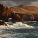 Sea Arch Strathy Point by angus clyne