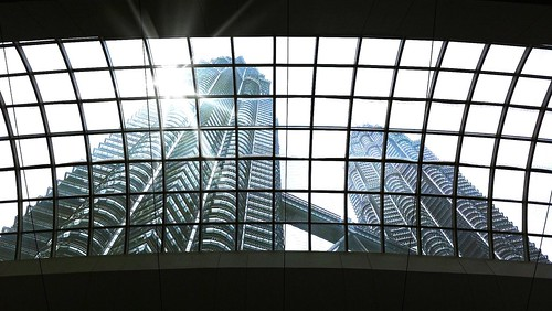 KLCC by horsoon