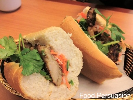lemongrass chicken sub
