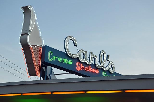 carl's frozen custard