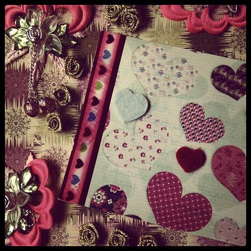 #postcard #hearts #thankyou