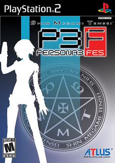 Persona 3 FES for PSN