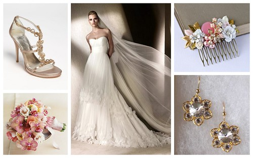 {Modern Romance} Bridal Style by Nina Renee Designs